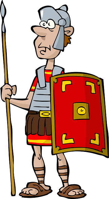 roman soldier blog post